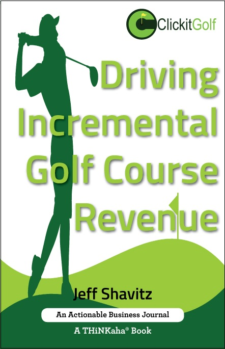 Driving Incremental Golf Course Revenue