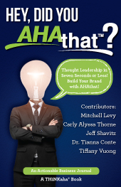 Hey, Did You AHAthat?