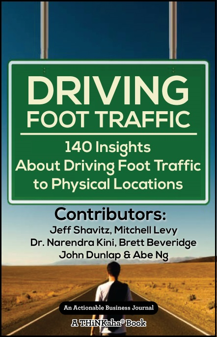 Driving Foot Traffic