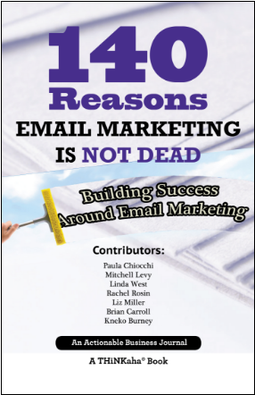 140 Reasons Email Marketing is Not Dead
