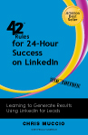 42 rules of 24-Hour Success on LinkedIn
