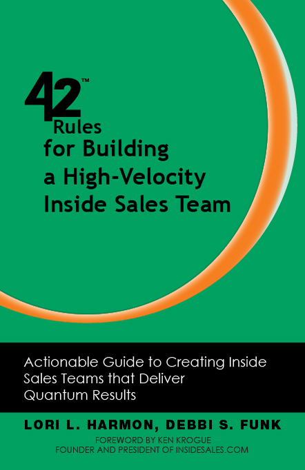 42 Rules for Building a High Velocity Inside Sales Team