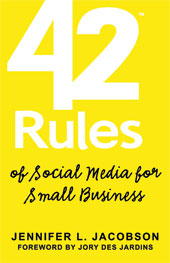 42 Rules of Marketing