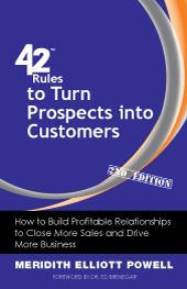 42 Rules to Turn Prospects Into Customers