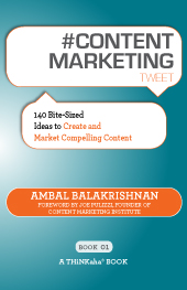 #CONTENTMARKETINGtweet Book01