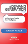 #DEMAND GENERATION tweet Book01
