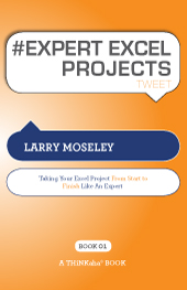 #EXPERT EXCEL PROJECTS tweet Book01