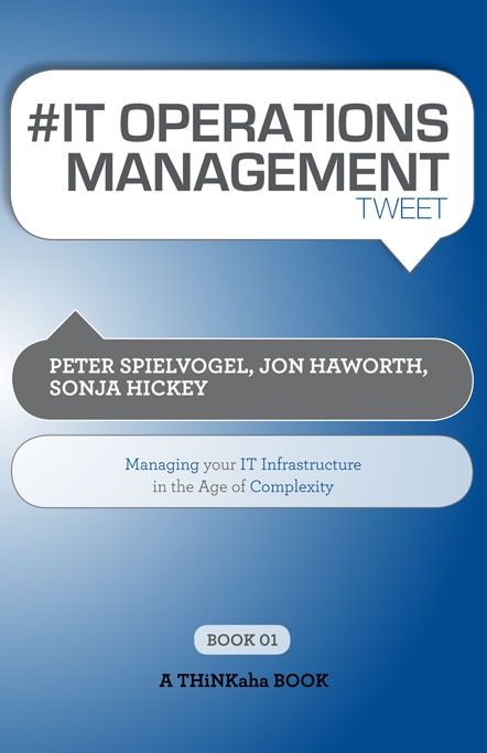 #IT OPERATIONS MANAGEMENT tweet Book01
