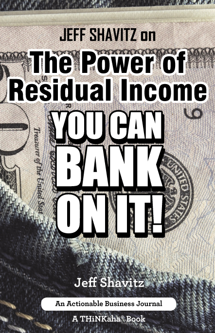 Jeff Shavitz on The Power of Residual Income
