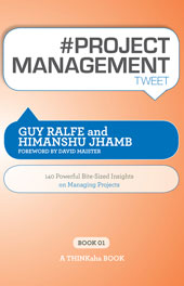 # PROJECT MANAGEMENT tweet Book01 (Thinkaha)
