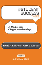 #STUDENT SUCCESS tweet Book01