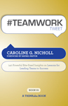 #TEAMWORK tweet Book01