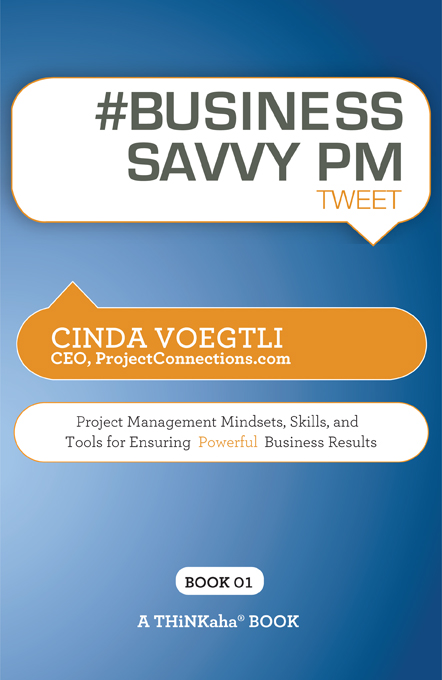 #BUSINESS SAVVY PM tweet Book01