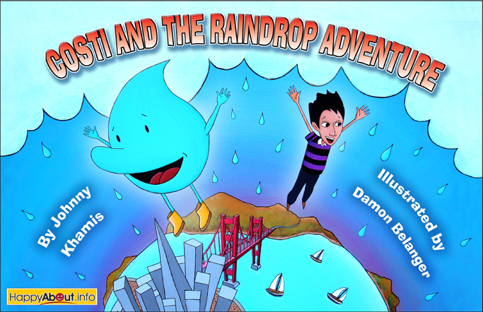 Costi and the Raindrop Adventure