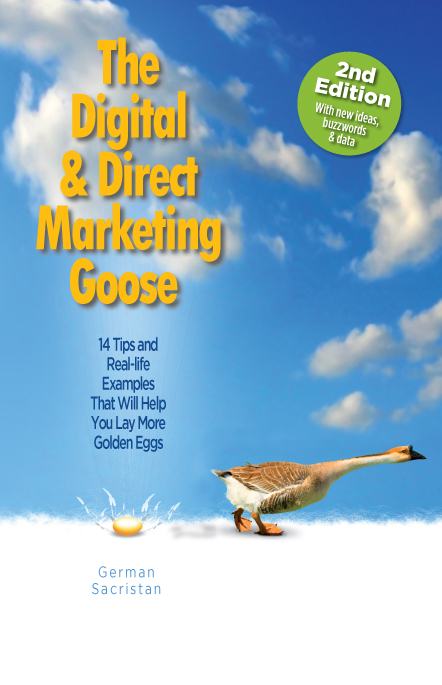 The Digital & Direct Marketing Goose